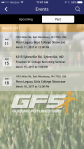 GFS Events