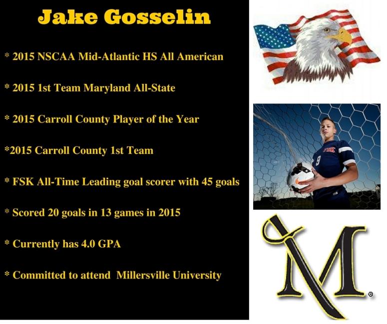Jake GosselinPost
