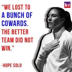 HopeSolo